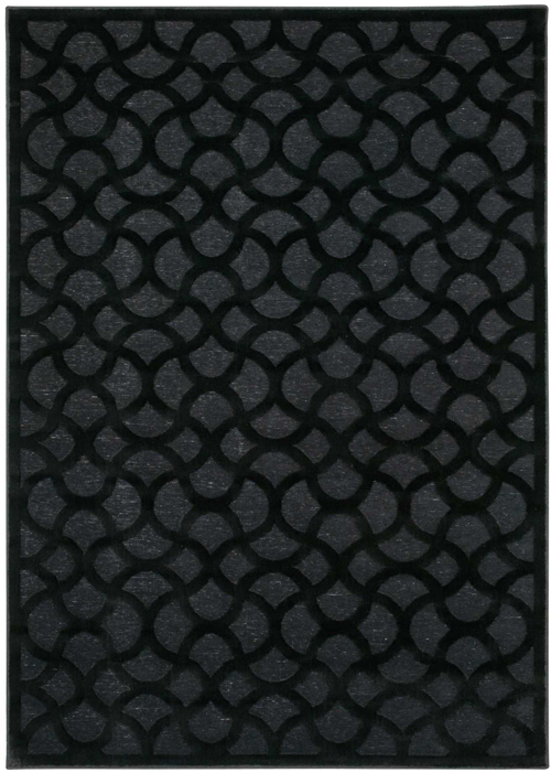 nourison ultima ul392 black