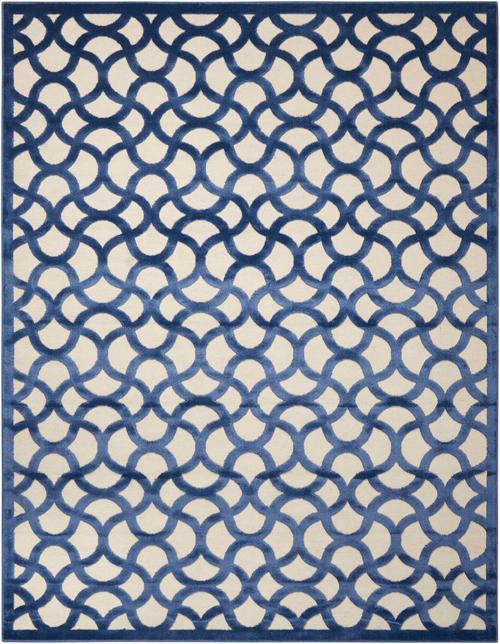 nourison ultima ul392 ivory blue