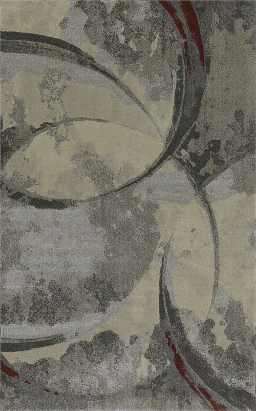Dalyn Upton UP3 Pewter Rug