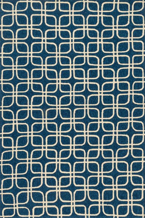 loloi venice beach vb-11 blue/ivory