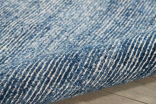 Nourison WESTON WES01 AGEAN BLUE Detail