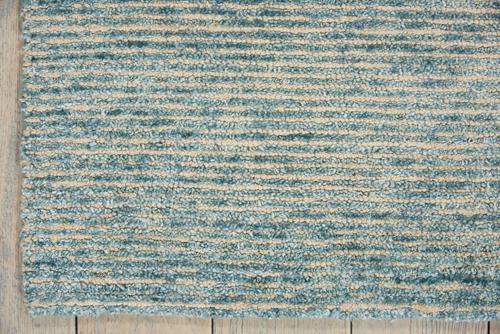Nourison WESTON WES01 SEAFOAM Detail