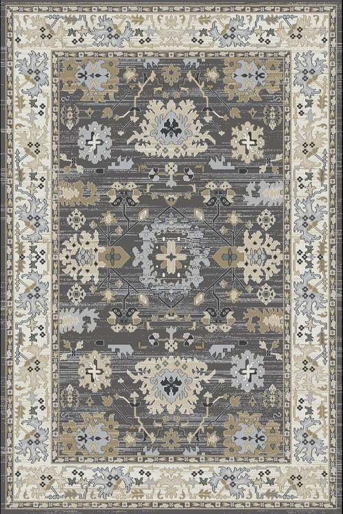 dynamic yazd 8531 grey/ivory