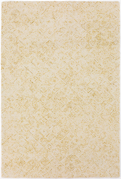 Dalyn Zoe ZZ1 Gold Rug