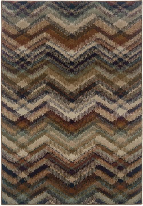 oriental weavers adrienne 4205c multi