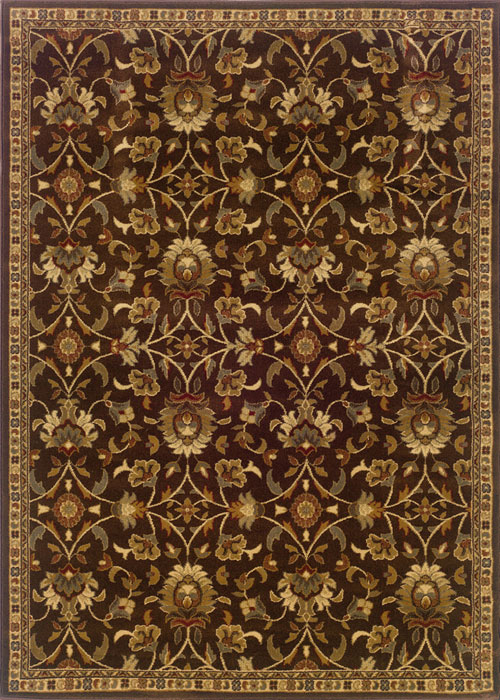 oriental weavers amelia 2331k brown