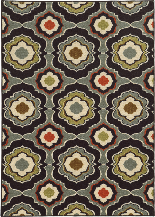 oriental weavers arabella 15834 black