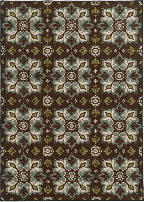 oriental weavers arabella 15837 brown
