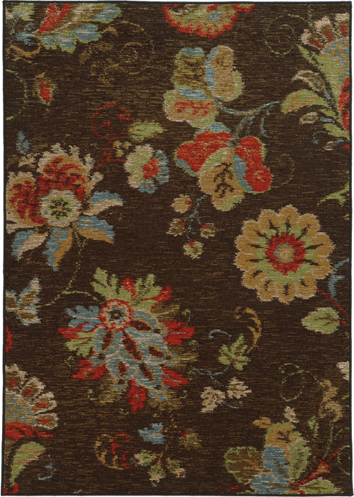 oriental weavers arabella 41908 brown