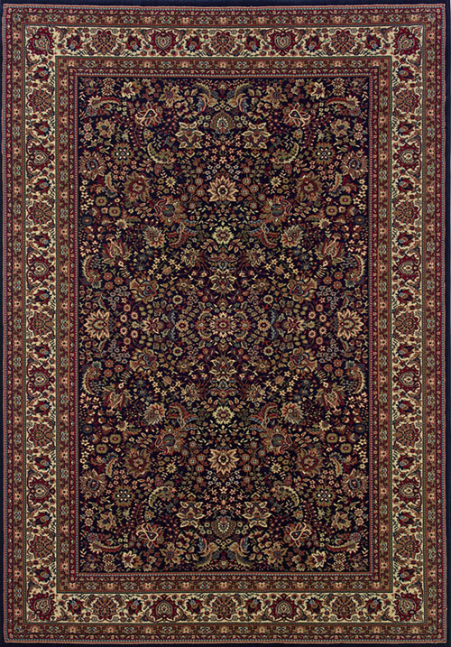 oriental weavers ariana 113b2 blue