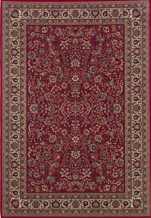oriental weavers ariana 113r3 red
