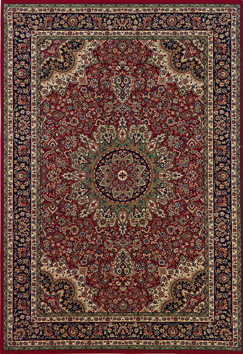 oriental weavers ariana 116r3 red