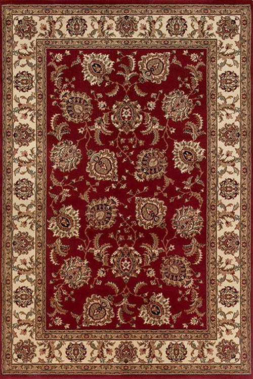 oriental weavers ariana 117c3 red