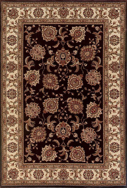 oriental weavers ariana 117d3 brown