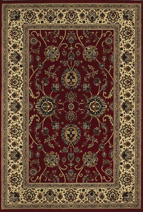 oriental weavers ariana 130/8 red