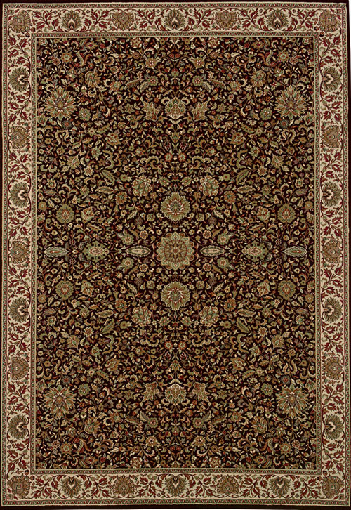 oriental weavers ariana 172d2 brown