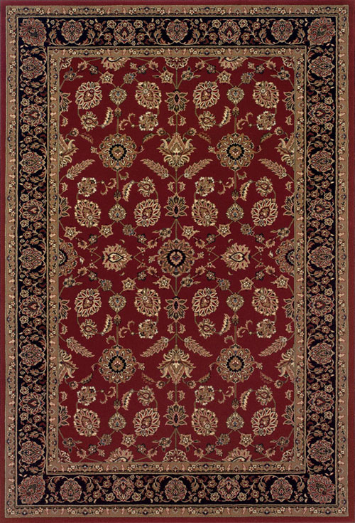 oriental weavers ariana 271c3 red