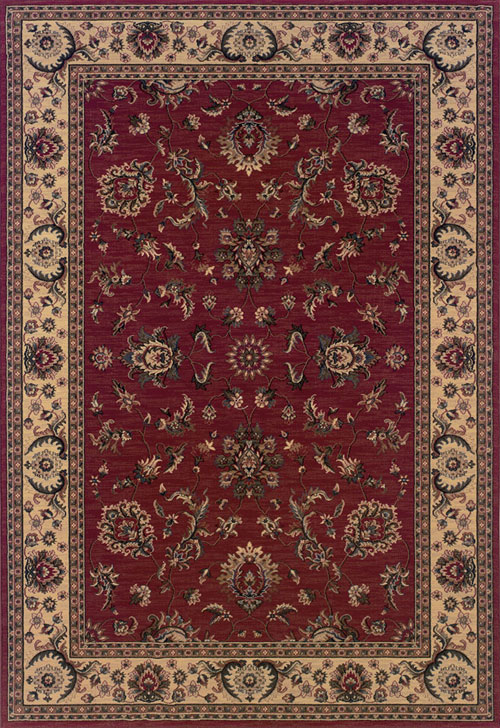 oriental weavers ariana 311c3 red