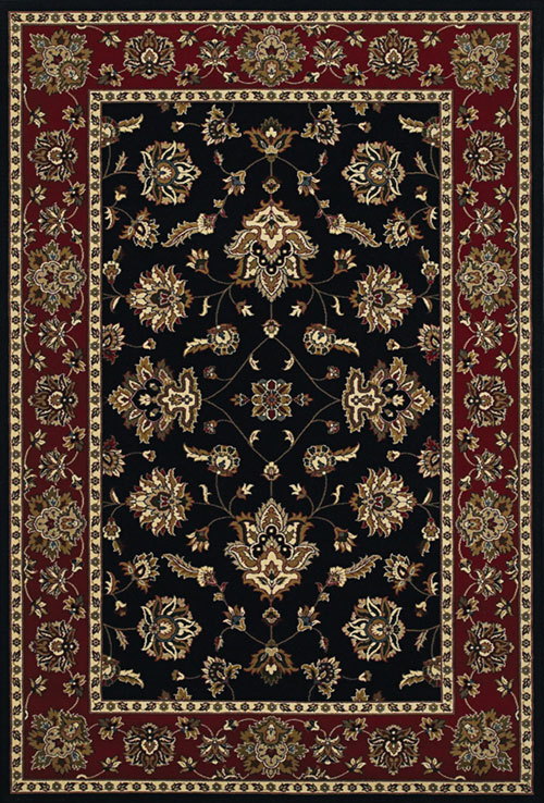 oriental weavers ariana 623m3 black