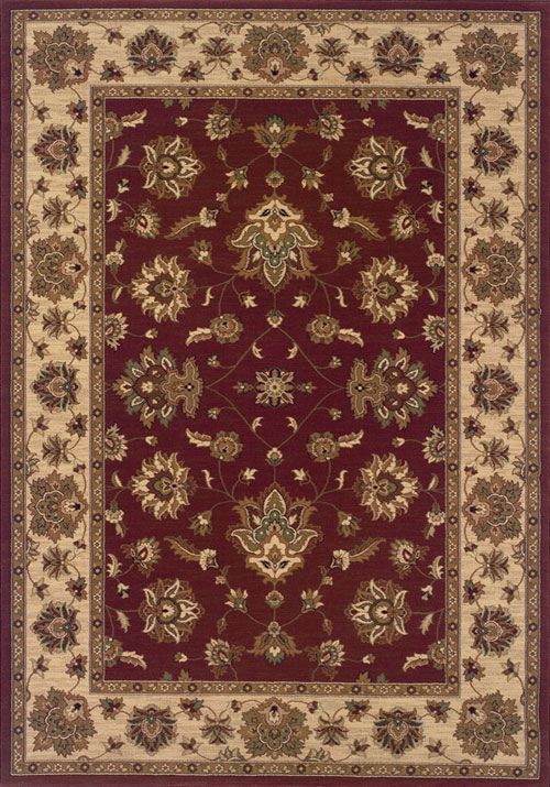 oriental weavers ariana 623v3 red
