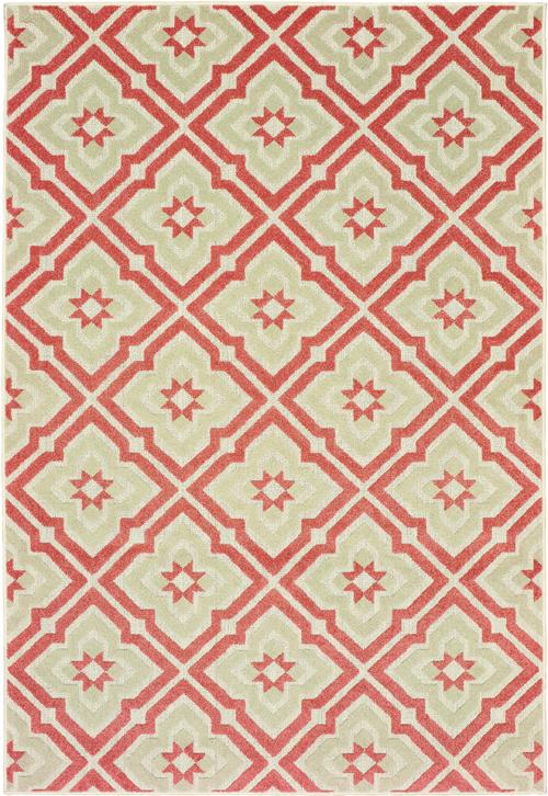 oriental weavers barbados 1801c pink