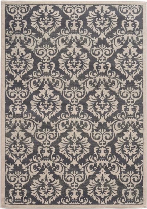 oriental weavers brentwood 530k9 charcoal