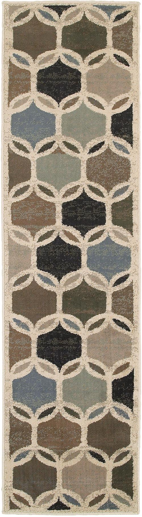 oriental weavers brentwood 090w9 ivory