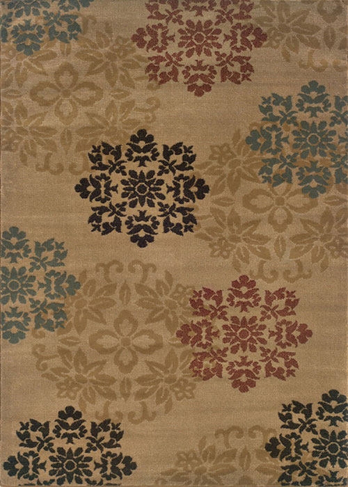 oriental weavers camden 2320a gold