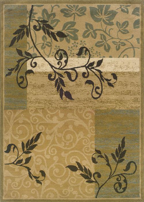 oriental weavers camden 2395c gold