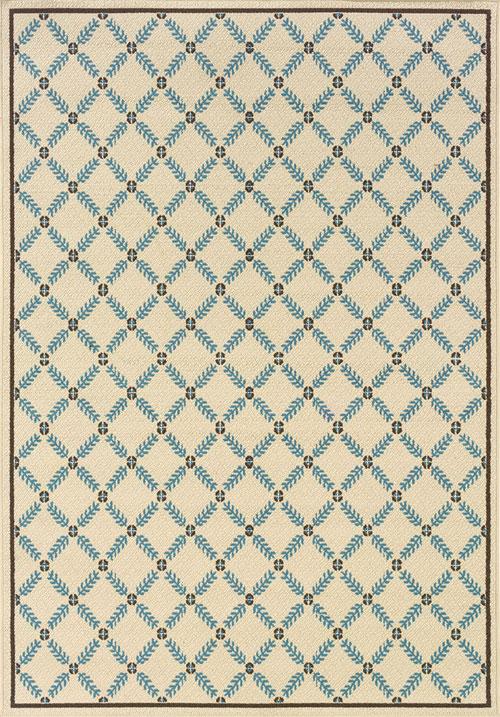 oriental weavers caspian 6997y ivory