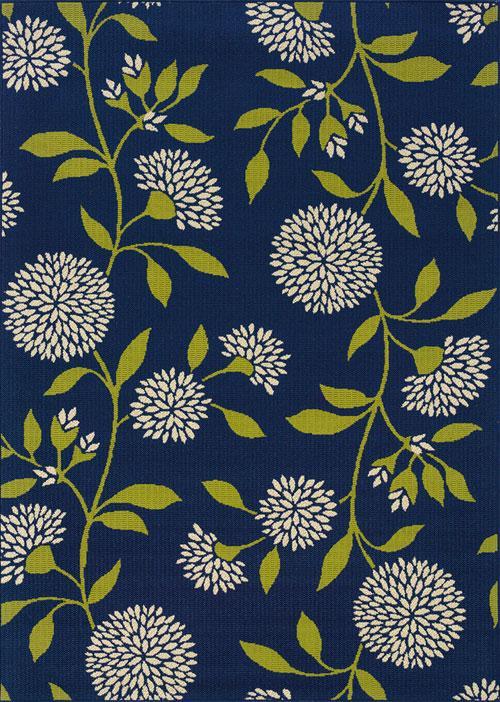 oriental weavers caspian 8327l blue