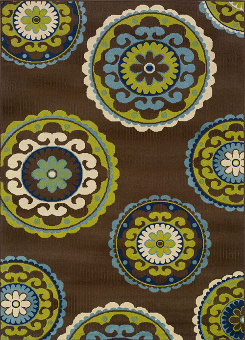oriental weavers caspian 859d6 brown