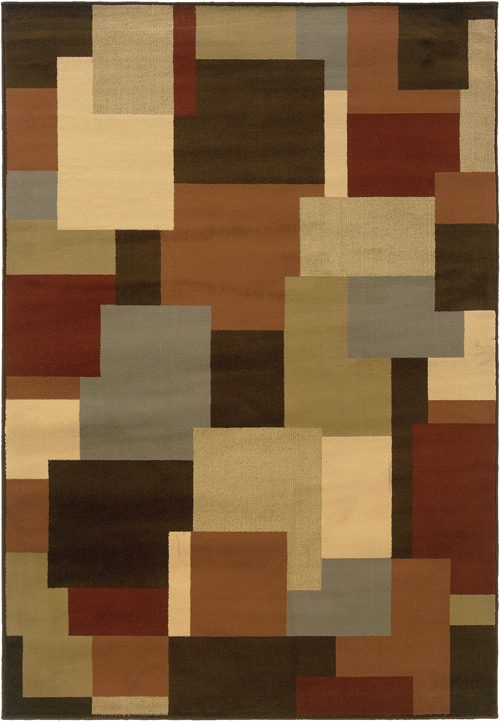 oriental weavers darcy 2065d brown