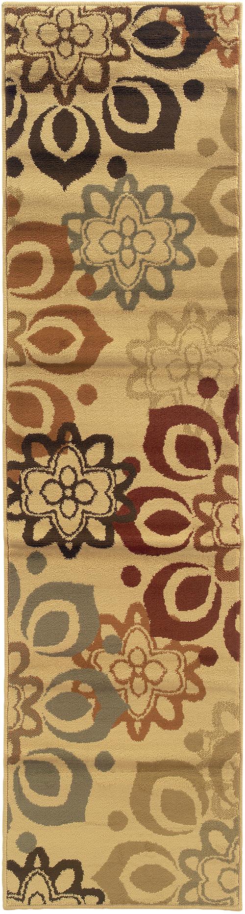 oriental weavers darcy 4441w beige