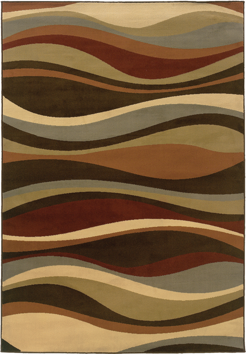 oriental weavers darcy 4442n brown