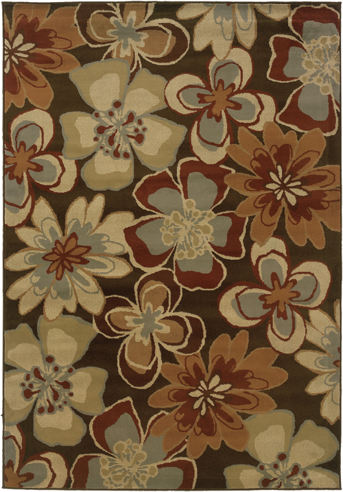 oriental weavers darcy 5991n brown