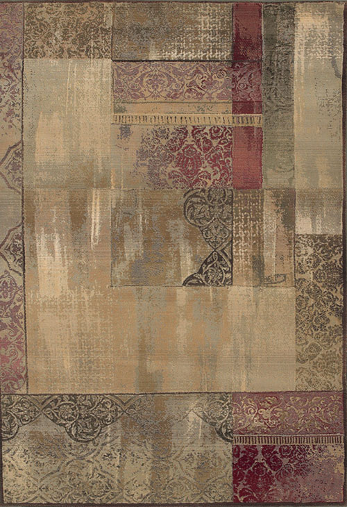 oriental weavers generations 1527x green