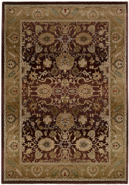 oriental weavers generations 1732m purple