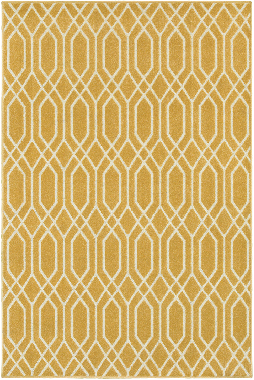oriental weavers hampton 192y5 gold