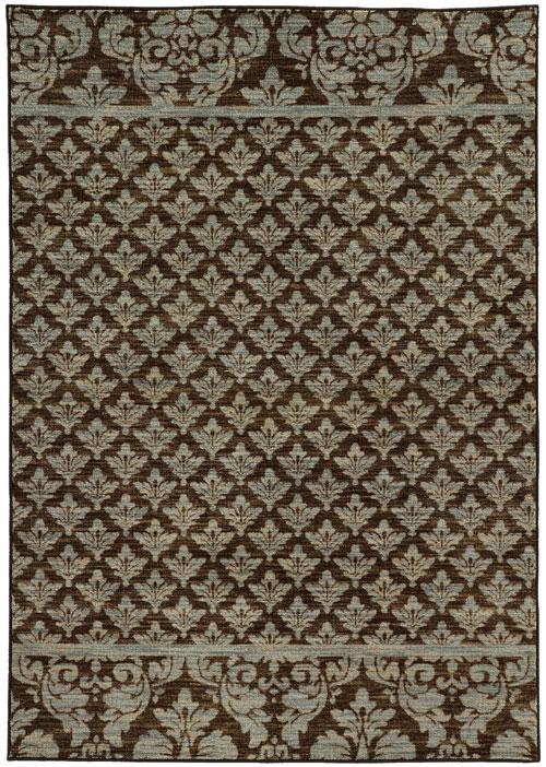 oriental weavers harper 78994 brown