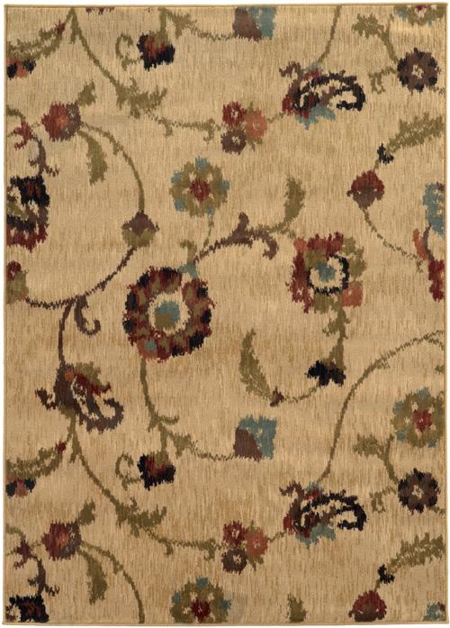 oriental weavers hudson 4887b gold
