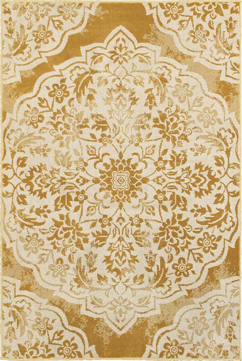 oriental weavers jayden 7422f gold