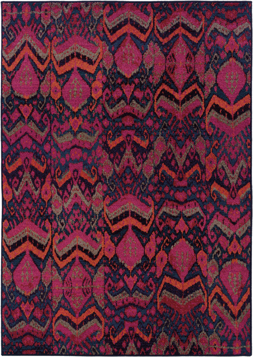 oriental weavers kaleidoscope 4x midnight