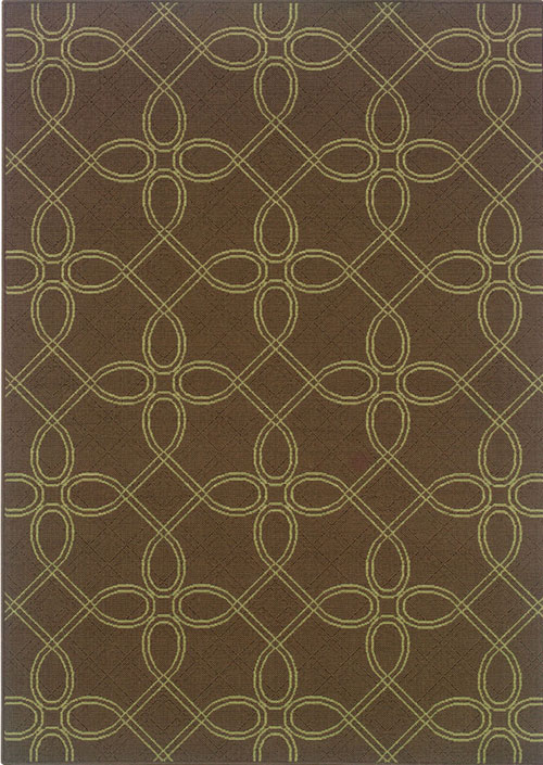 oriental weavers montego 6991n brown