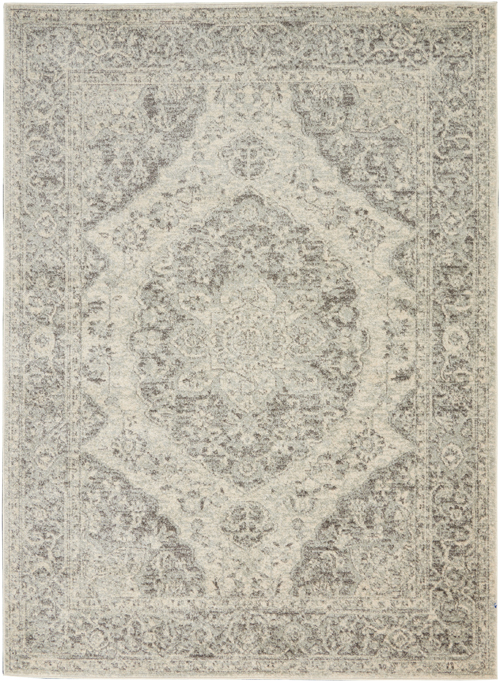 nourison tranquil tra05 ivory/grey