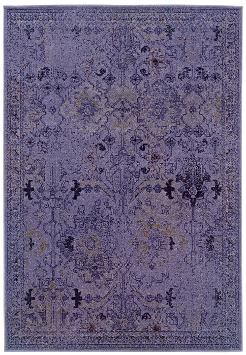 oriental weavers revival 8023m purple