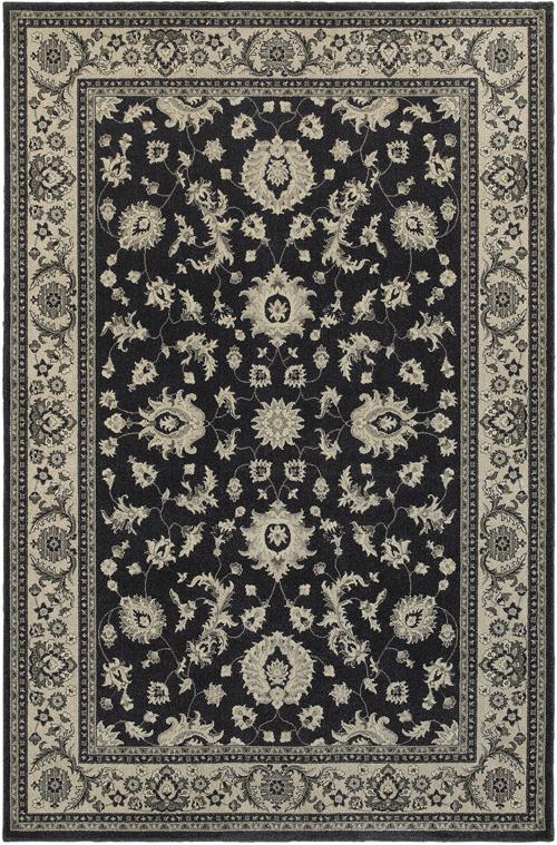 oriental weavers richmond 117h3 charcoal
