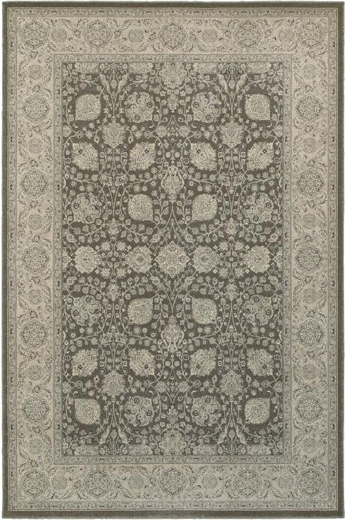 oriental weavers richmond 1330u brown