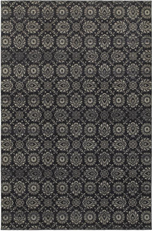 oriental weavers richmond 214h3 navy