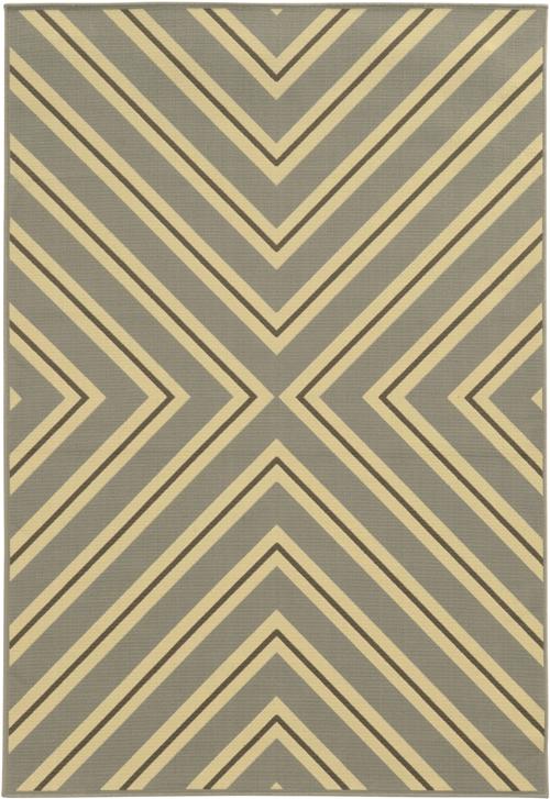 oriental weavers riviera 4589p grey